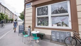 Die «Kleine Freiheit» am Erasmusplatz feierte letzten Oktober Eröffnung.