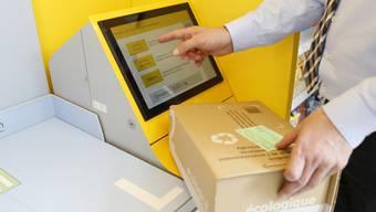 Immer öfters werden die Dienstleistungen der Post nicht mehr in traditionellen Poststellen erbracht. (Archivbild)