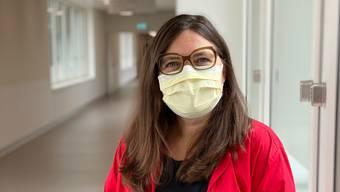 Jeanette Schläpfer führt im Spital Limmattal Demenzabklärungen durch und unterstützt die Angehörigen. Bild: zvg