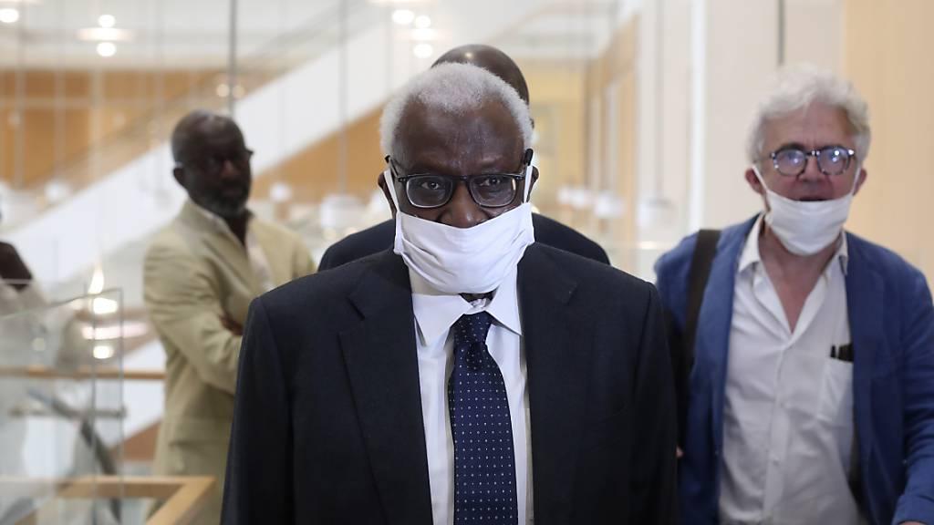 Prozess gegen früheren IAAF-Präsident wieder aufgenommen