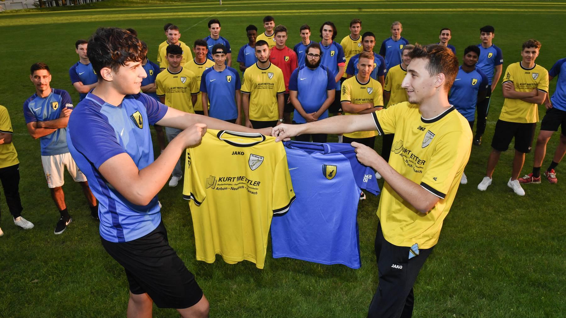 FC Arbon FC Romanshorn