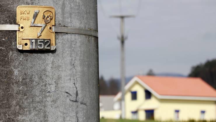 Stromausfall in Oberwil und Bottmingen.