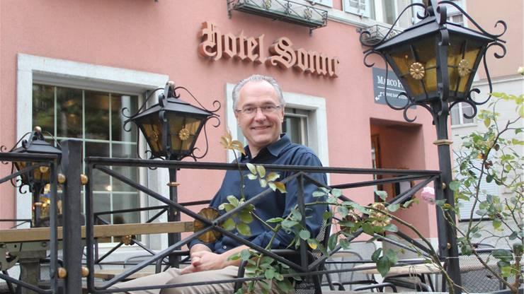 Bremgarten, 12. November: Marco Polo hat traditionsreiche Gasthaus «Sonne» übernommen. Im Angebot stehen nebst Sushi, Steak und Drinks neu auch Zimmer.