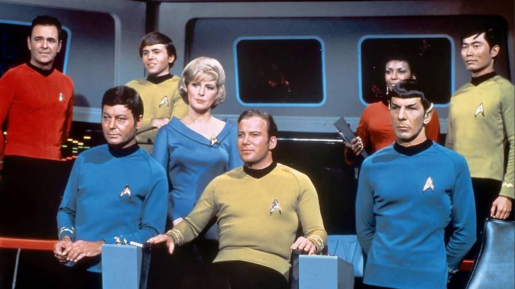 Captain Kirk, Mr. Spock und Scotty sind Kult seit den 60er Jahren
