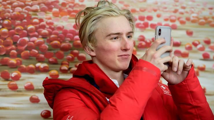 Eine Olympia-Medaille wäre für Andri Ragettli nur eine Zwischenetappe auf seinem Weg, der Beste zu werden.