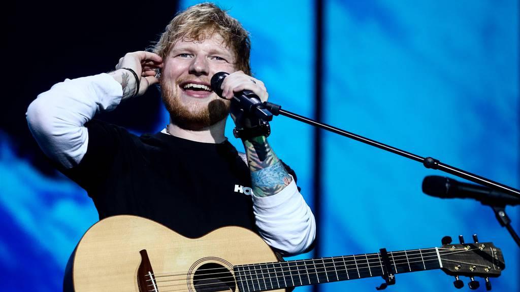 Ihr habt gewählt: Das ist der grösste Hit von Ed Sheeran