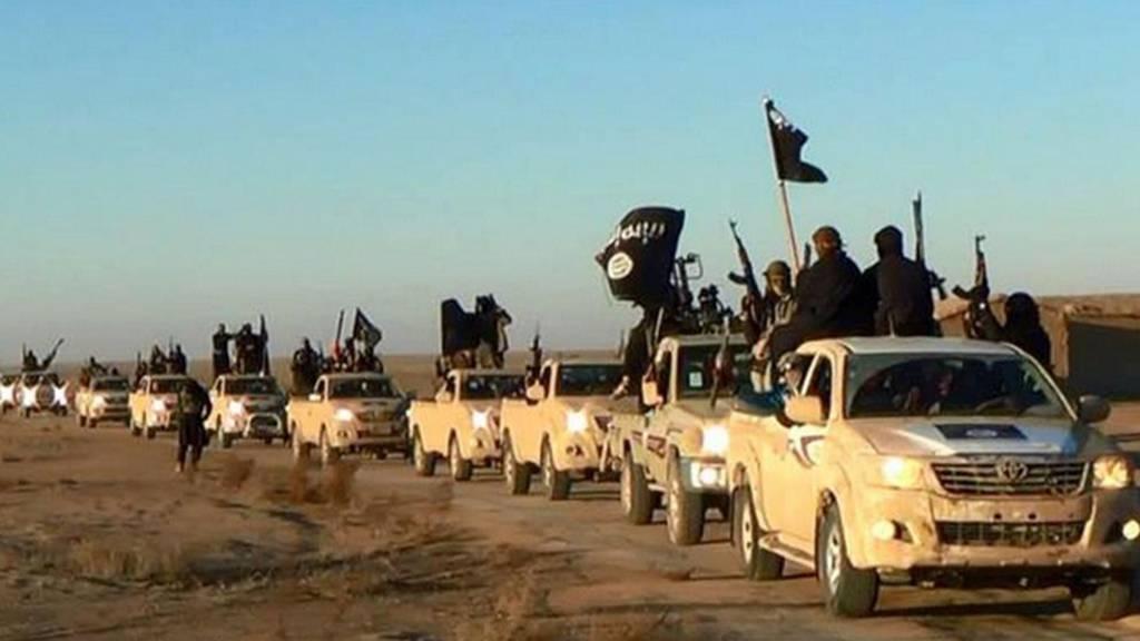 Bundesanwaltschaft klagt mutmassliches IS-Mitglied an