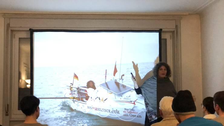 """""""Das Meer ist Ihr Guru"""" (Zitat von Rollf Peter Adam)"""