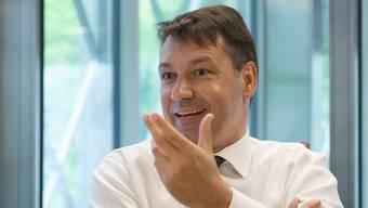 Pascal Brenneisen hat schon die Wahlen 2020 im Visier. (Archivbild)