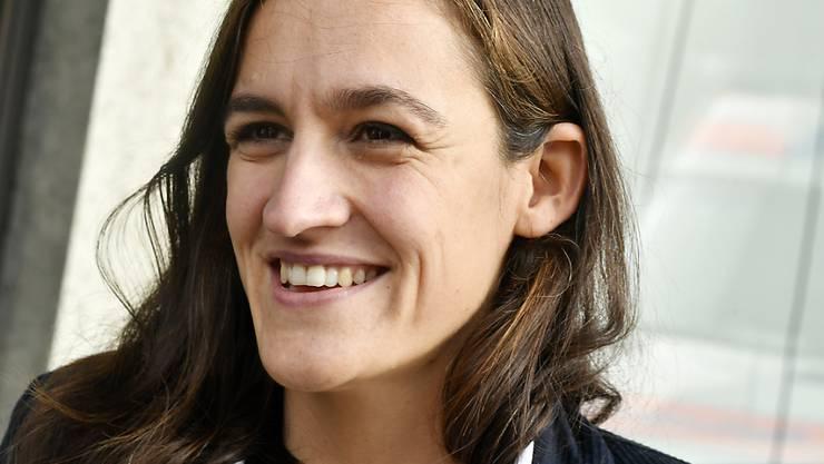Auf Marionna Schlatter (Bild) soll an der Spitze der Zürcher Grünen ein Co-Präsidium folgen mit Selma L'Orange Seigo und Simon Meyer.