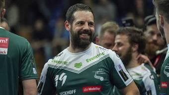 Matthias Hofbauer blickt auf 23 prägende Jahre als Aktivspieler zurück.