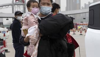 China fordert zusammen mit der Gruppe der Schwellen- und Entwicklungsländer (G77) eine Ende der Sanktionen vor dem Hintergrund der Corona-Pandemie. (Archivbild)