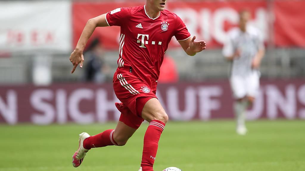 Benjamin Pavard ist der nächste Spieler von Bayern München, der an Corona erkrankt ist