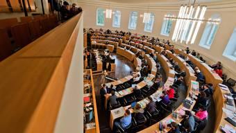 Mehrere Aargauer Politiker dürften am 20. Oktober den Sprung in den Grossen Rat schaffen – im Windschatten der nationalen Wahlen.