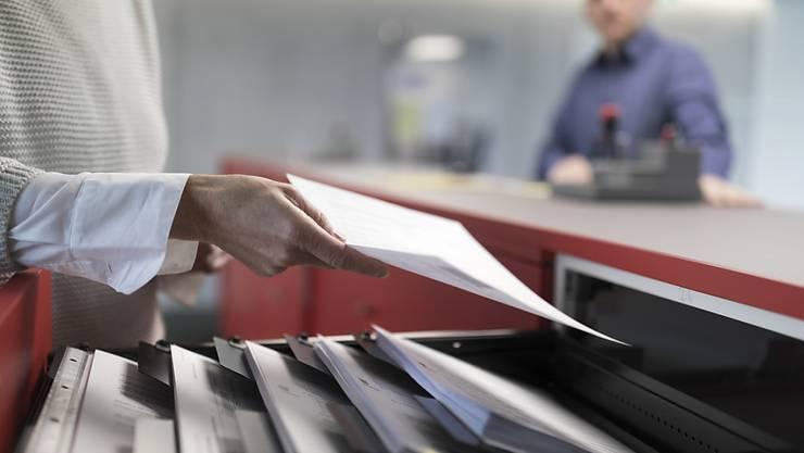 Ein Arbeitsloser leitete aus vorgängigen Monatsgesprächen mit seiner RAV-Betreuerin fälschlicherweise ab, dass er die Nachweisfrist für seine Stellensuche nicht zwingend einhalten muss. (Archivbild)