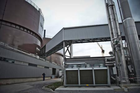Wie aus den Bioabfaellen der Limmattaler Biogas wird