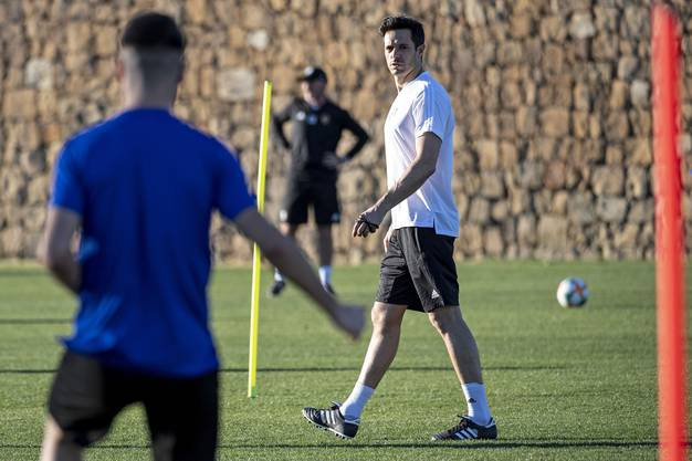 Zurück beim FCB: Nacho Torreño. Der Spanier war bereits in der Saison 2014/2015 unter Paulo Sousa im Trainerstaff den FCB.