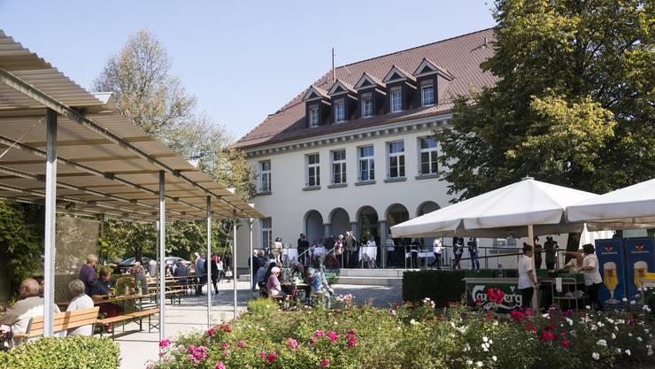 Ab Oktober beherbergt das ehemalige Kochschulhaus in Gerlafingen Senioren