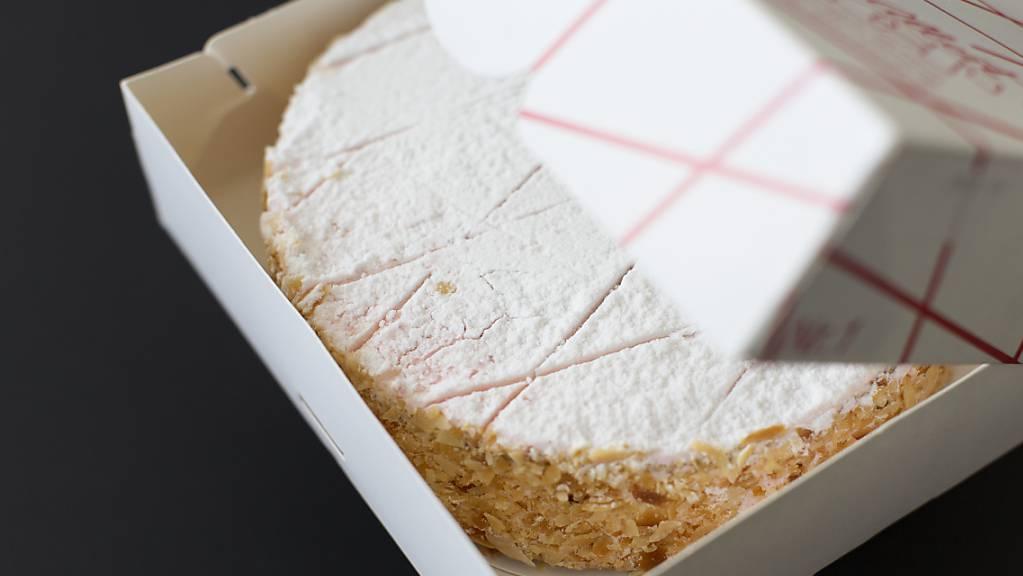 Schweizer Produzenten können geografische Angaben in Produkten wie der «Zuger Kirschtorte» international künftig einfacher schützen. (Symbolbild)