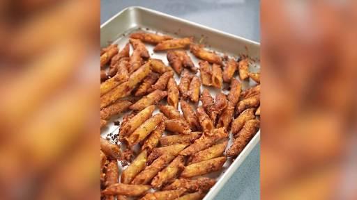 Pasta-Chips sind der neue Snack-Trend