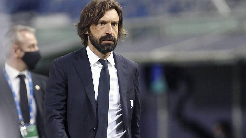 Pirlo muss bei Juve bereits wieder gehen