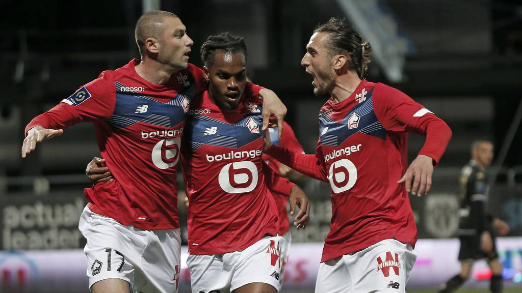 Lille stoppt Ligakrösus PSG und krönt sich zum Meister