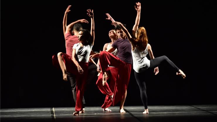Das Tanztheater Baden und die brasilianische Compagnie «Cia. Dança-Libras» haben gemeinsam das Kurzstück «EX-change» aufgeführt – sowohl in Baden als auch in Fortaleza.