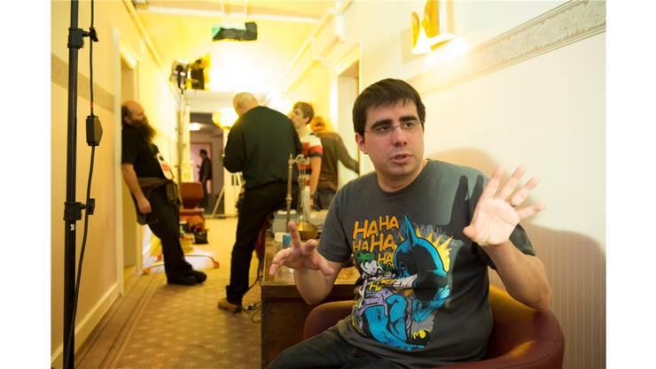 Franco Zilli hat einen Teil seiner filmischen Ausbildung in Kanada absolviert. «The Wellington» ist bereits der zwölfte Kurzfilm, den der 31-Jährige dreht.