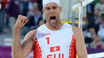 Sascha Heyer holt in Bern den Schweizer Meistertitel.