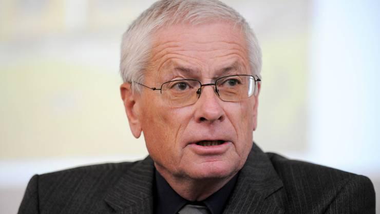 Georg Müller, emeritierter Rechtsprofessor