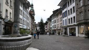In Lenzburg genehmigten die Stimmbürger das Budget 2016 mit einem Steuerfuss von 108 Prozent deutlich.
