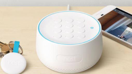 Das Produkt «Nest Secure»