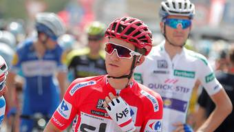 Michal Kwiatkowski - der entthronte Leader der Vuelta