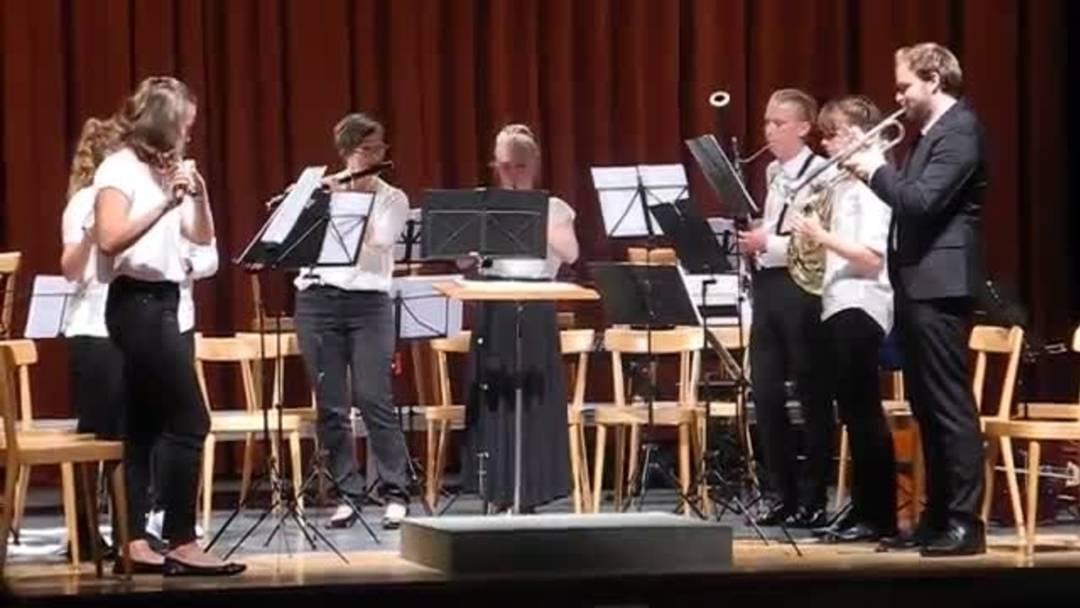 Regionales Jugendsymphonieorchester - Konzert 2019 im Parktheater Grenchen