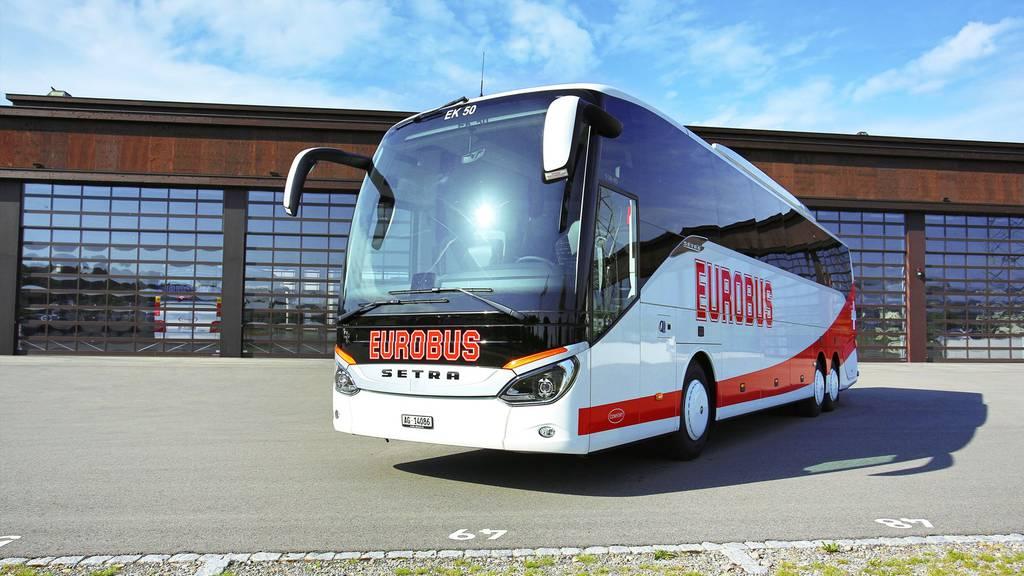 Eurobus stellt Fernbusse von «Swiss-Express» ein