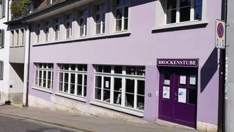 Die Brockenstube befindet sich seit 1989 am Ziegelrain.