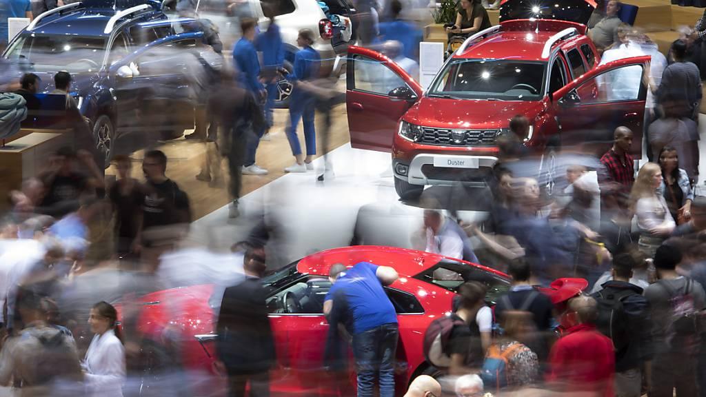 Autosalon Genf 2022 abgesagt und auf 2023 verschoben