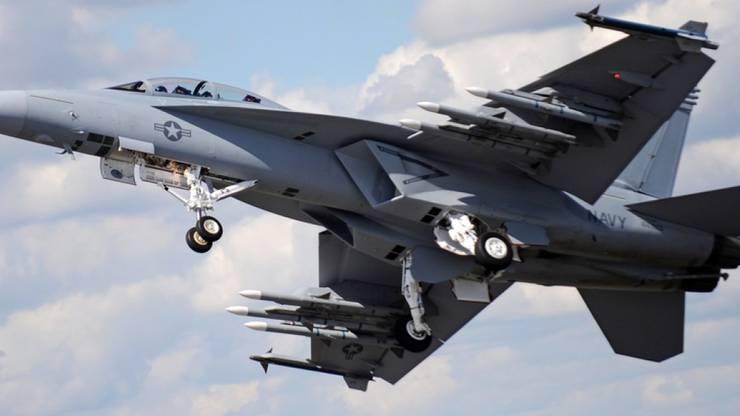 F/A-18 Super Hornet (Boeing, USA)