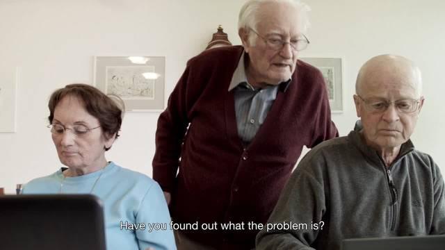 Der Trailer zu «Digital Immigrants» von Dennis Stauffer und Norbert Kottmann