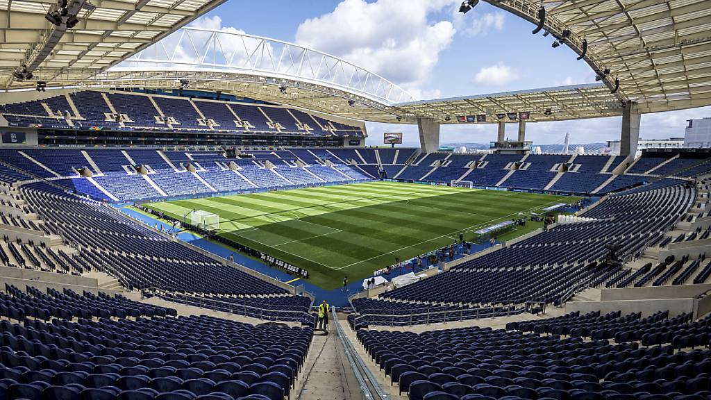 Das Estádio do Dragão erhält kurzfristig den Zuschlag für den Champions-League-Final