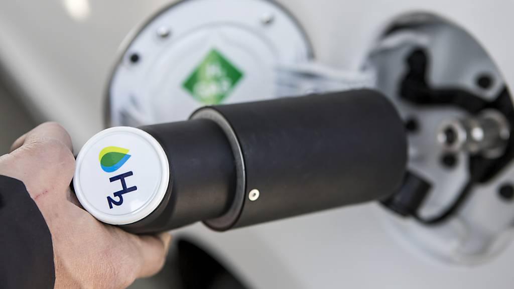 Die Nidwaldner Regierung unterstützt Wasserstofftankstellen als nachhaltige Alternative. (Symbolbild)