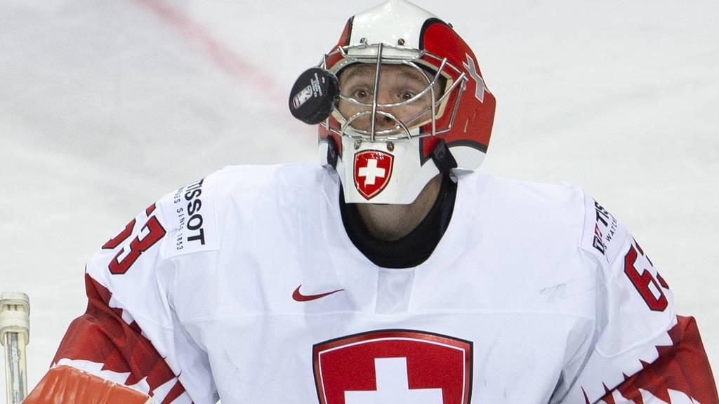 Schweiz besiegt Belarus gleich 6:0