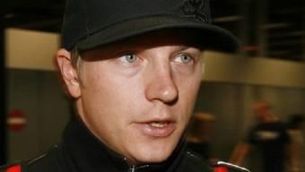 Bestzeit für Kimi Räikkönen