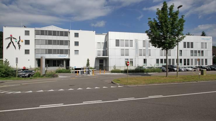 Aussenansicht Hirslanden Klinik Birshof