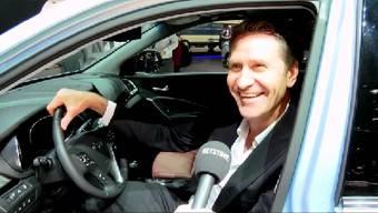 Promis an der Vorpremiere des Genfer Autosalons (5.3.2013)