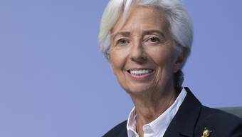 Christine Lagarde ist die Präsidentin der Europäischen Zentralbank (EZB).