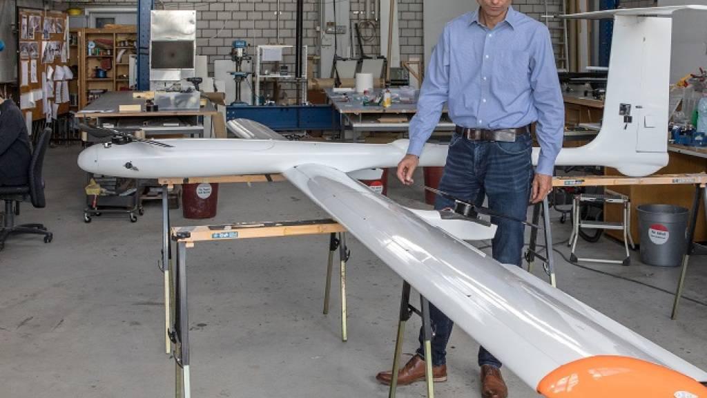 Fliegende Windkraftwerke sollen Energie generieren