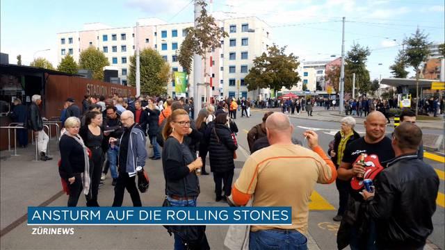 Rolling Stones zum 14. Mal in der Schweiz (maz-in)