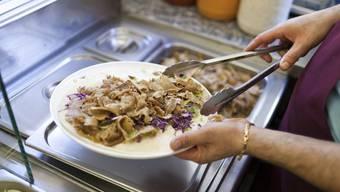 Das eigentliche Umfeld von Kebabs sind Döner-Restaurants auf der Erde. Die Gebrüder Ayverdi schickten ihre Kreation allerdings auf eine Höhe von fast 40 Kilometern. (Symbolbild)