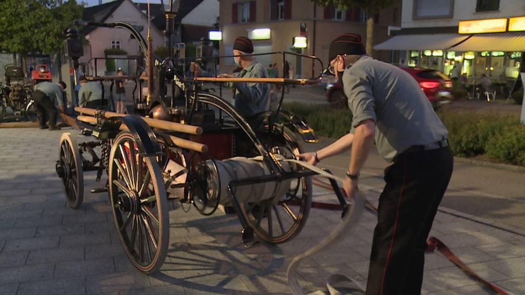 Bülach: Ein Stück Feuerwehr-Geschichte
